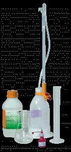 Titrationsbesteck klein