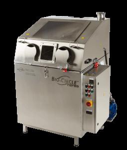 BIO CIRCLE - TURBO 1000 Edelstahl - Reinigungssystem für die manuelle und automatische Reinigung