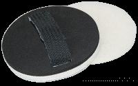 Handschleifteller Moosgummi, d=150 mm