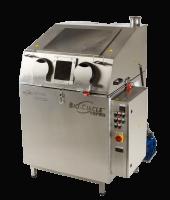BIO CIRCLE - TURBO 800 Edelstahl - 2 in 1-Kombination aus manueller und automatischer Reinigung