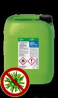 ANTISEPT D - Kunststoff-Kanister 10l