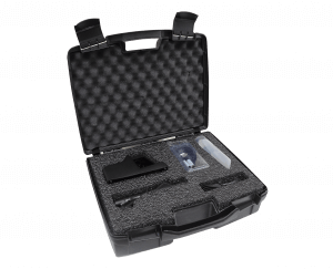Kohlefaserpinsel-Set mit Handgriff Mini