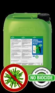 Viral Cleaner Acryl - 10 L Kanister